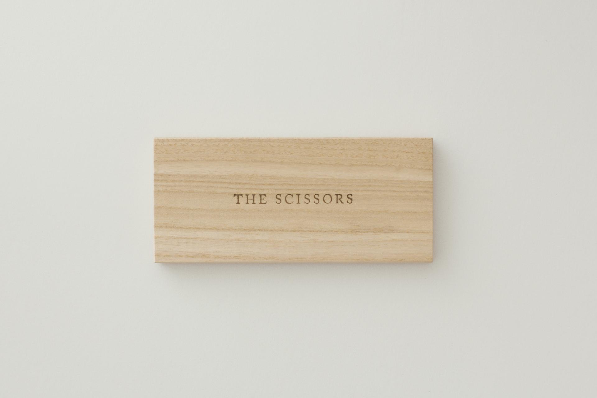 THE SCISSORS