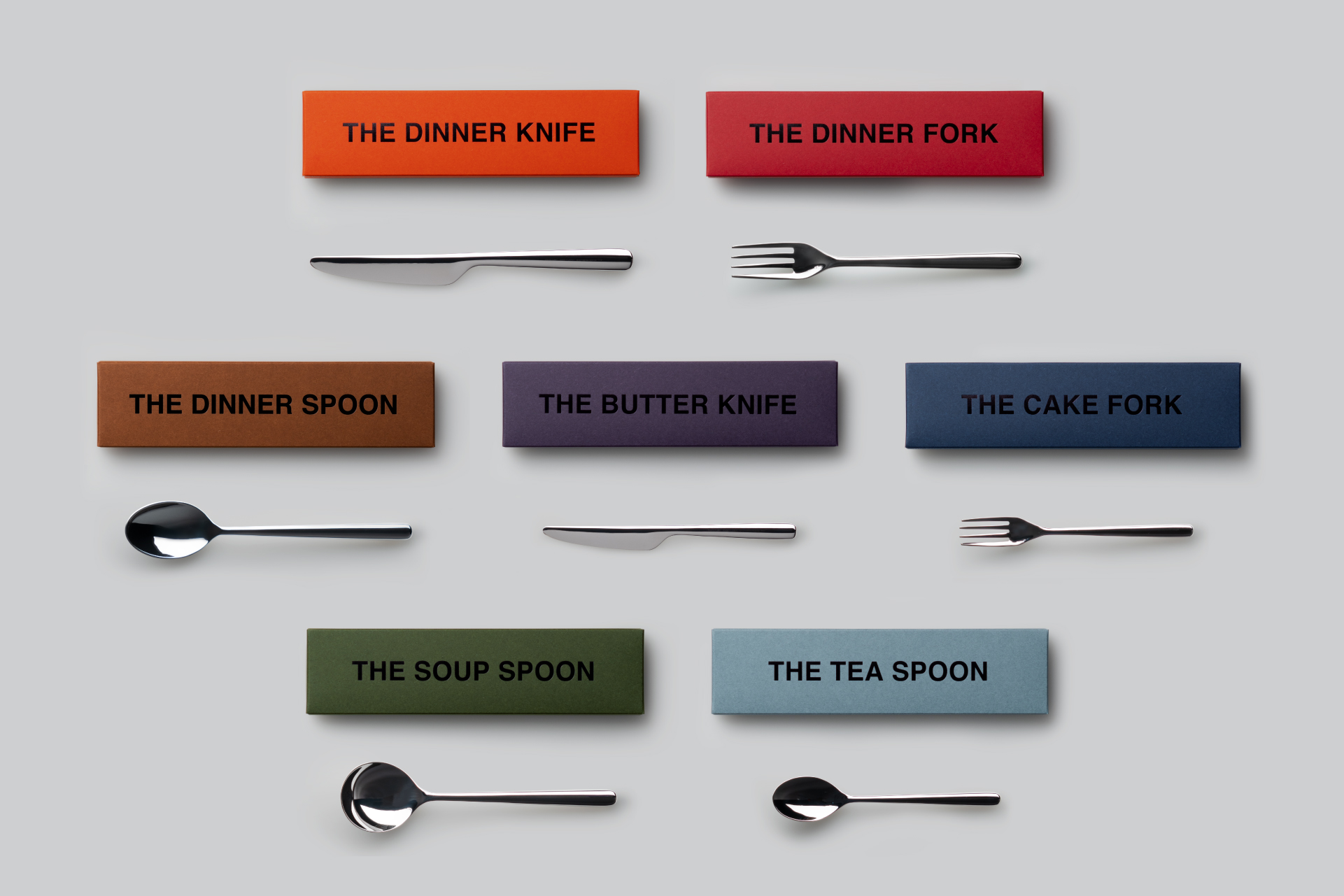 THE CUTLERY