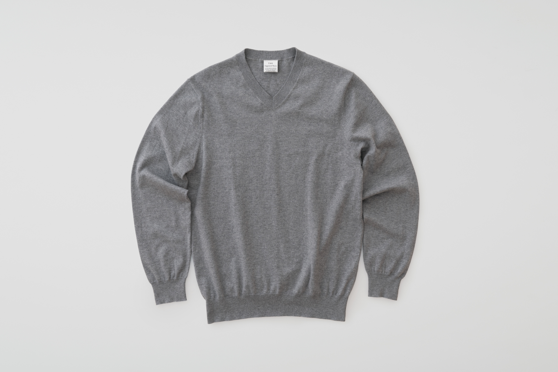 THE Sweater Crew neck / THE Sweater V-neck